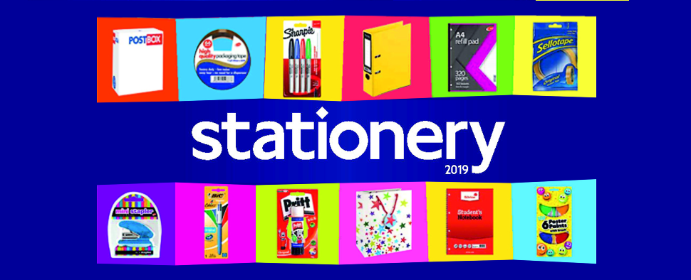 Stationery Catalogue 2019