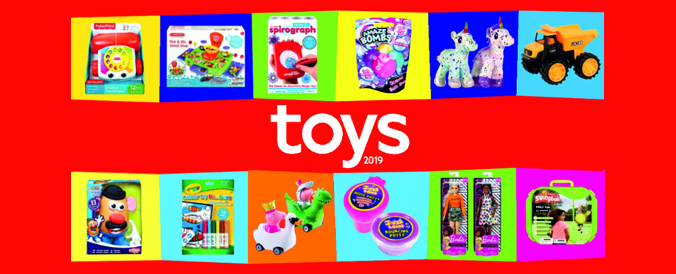 Everyday Toy Catalogue 2019