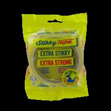 Stikky Tape 24mm x 50M Clear Tape Flow Wrap