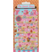 The Sweet Shop Stickers