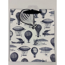 Gift Bags Airships Male Ex.Large