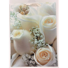 Gift Bags Wedding Floral Ex.Large
