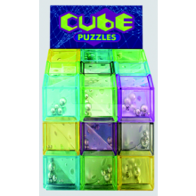 Cube Puzzles Assorted