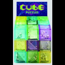 T4706 Cube Puzzles Asst