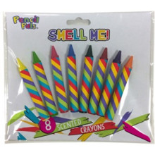 Smell Me Scented Crayons 8's