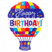 Foil Balloons Happy Birthday Airship