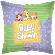 Baby Shower Pillow Foil Balloon