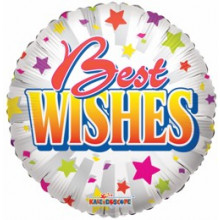 Best Wishes Foil Balloon