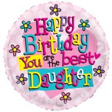 Daughter Foil Balloon