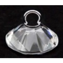 Crystal Diamond Balloon Weight