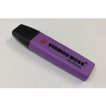 Lavender Stabilo Boss Highlighter Boxed