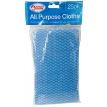 All Purpose Cloths 25 Pack