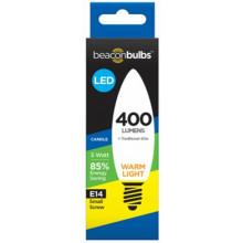 LED Light Bulb Candle E14 Screw