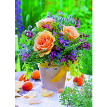 Country Cards 10556 Open Floral