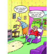 Country Cards 10573 Open Humour
