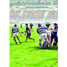 Country Cards 10606 Open Rugby