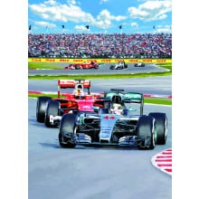 Country Cards 10619 Open Motor Racing