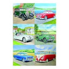 Country Cards 10637 Open Cars