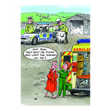 Country Cards 10645 Open Humour