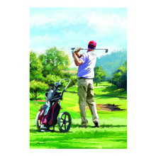 Country Cards 10668 Open Golf
