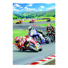 Country Cards 10670 Open Motor Racing