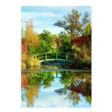 Country Cards 10675 Blank Scenic