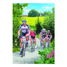 Country Cards 10676 Open Cycling