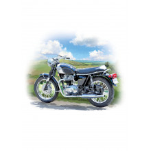 Country Cards 10699 Open Motorbikes