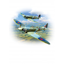 Country Cards 10718 Blank Aircraft