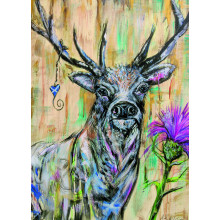 Country Cards 10745 Blank Wildlife