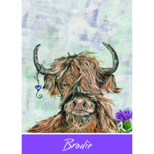 Country Cards 10747 Blank Wildlife