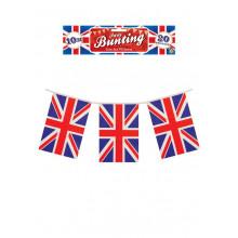 Union Jack Flag Bunting 10M