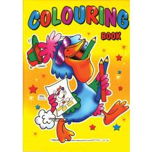 Party Bag A6 Mini Colouring/Puzzle Book