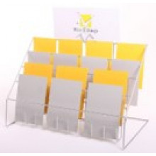 4 Tier Counter Display Stand