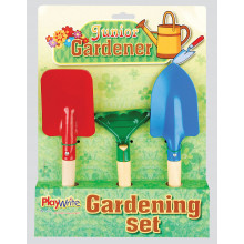 Junior Gardener 3 Piece Gardening Set