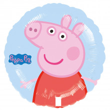 "Foil Balloons Peppa Pig 18"""