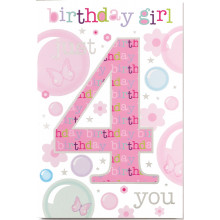 Cards Word Play 15059 Age 4 Girl