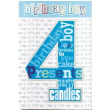 Cards Word Play 15060 Age 4 Boy