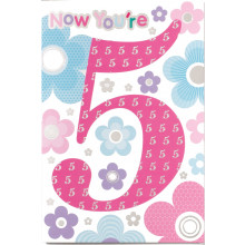 Cards Word Play 15061 Age 5 Girl