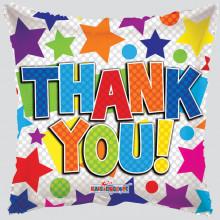 Thank You Pillow Foil Balloon