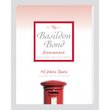 Basildon Bond Quarto White Pads 9315