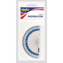 Helix 10cm Protractor