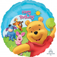 """Foil Balloons Winnie The Pooh Sunny 18"""""""