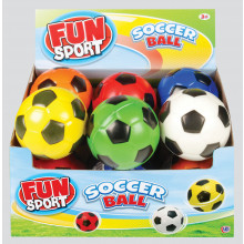 Fun Sport Soccer Balls Assorted