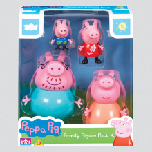 T0108 Peppa Pig Family Pack