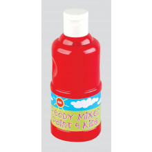 Red Ready Mixed Paints 250ml