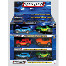 Teamsterz 4X4 Sport Racing Team Assorted