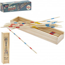 Retro Pick Up Sticks Game 20x5x3cm