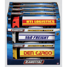 Teamsterz Container Truck Assorted