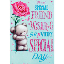 Greetings Cards Friend Female